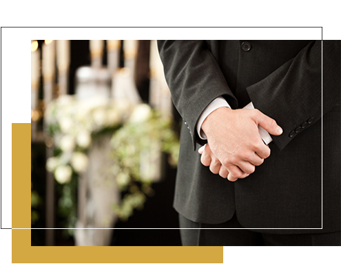 Funeral director at Queensland Discount Funerals