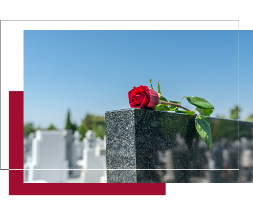 Image of discount graveside services